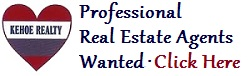 Kehoe Realty Agents Wanted